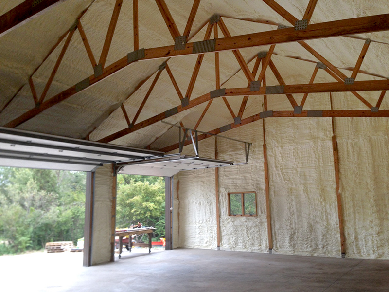 Pole Barn Insulation