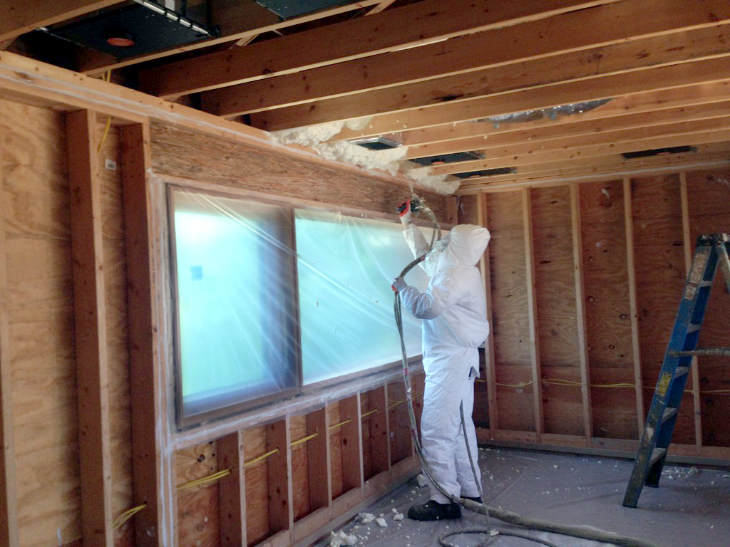 Spray Foam Insulation Contractor indiana