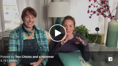 Two chicks and a hammer video